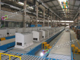 佛山製冰機生產線,製冰機裝配線,製冰機抽真空檢測線