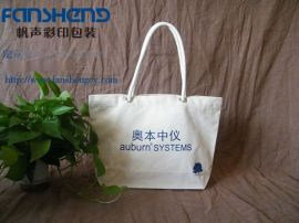 培训班帆布袋定做棉布袋帆布包布袋学生手提购物环保袋