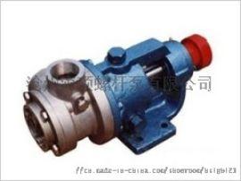 现货KCB、YCB齿轮泵,NYP不锈钢高粘度保温泵
