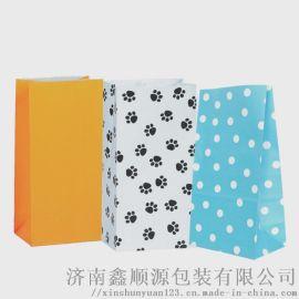 安徽厂家直销方底食品包装牛皮纸袋子