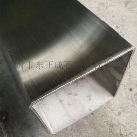 拉丝不锈钢方通,304拉丝不锈钢方通