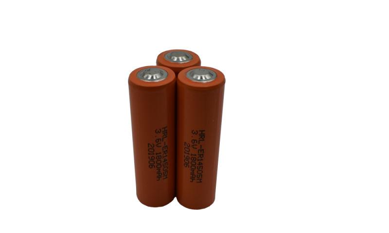 ER14505M-1800mah3.6V锂亚电池厂
