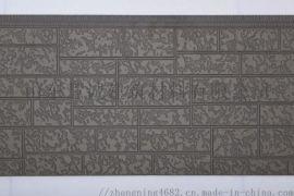 慧诚雕花板聚氨酯复合保温板外墙挂板环保材料