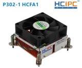 和成工控HCIPC P302-1 HCFA1 LGA115x/1366/2011全铜2U服务器散热器 可适用于1U, 2U, 3U, 4U, 5U服务器