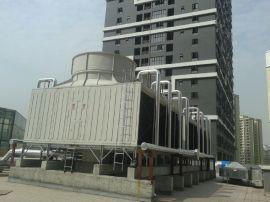 横流式方形冷却塔 800T静音型冷却塔