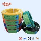 美標耐熱電子線1569 24AWG,0.2平方單芯導線,環保鍍錫電線