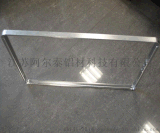 专注高端电视机边框铝型材开模定制 加工铝边框