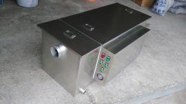 云南昆明隔油池厂家 厨房油水分离器价格 无动力餐饮油水分离设备
