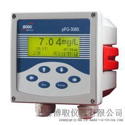 上海博取国产水质检测分析仪器PHG-3081型工业PH计