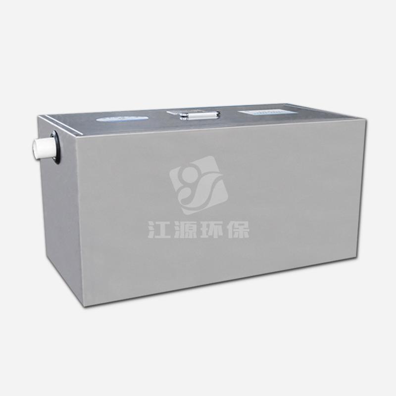 直销环保304不锈钢油水分离器 厨房餐饮无动力油水分离器