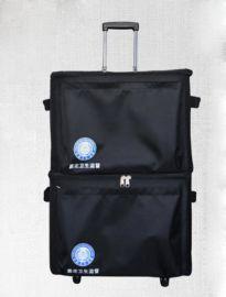 上海箱包定制拉杆箱工具包 订做采集样包 专业设计可添加logo