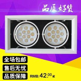 工廠直銷豆膽射燈,AR90大功率款12W/24W/36W,商場辦公酒店大廳照明燈具