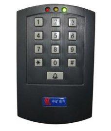 中矿单门非接触式ID卡密码门禁机 (CM-E708)