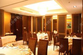 深圳罗湖饭店可移动折叠屏风供应 包安装设计