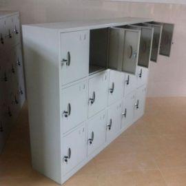 钢制员工柜更衣柜洗浴中心柜学校宿舍储物柜健身房铁皮更衣柜定制
