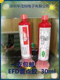 高速機針筒紅膠點膠SMT點膠EFD針筒