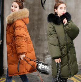 最便宜棉服冬季棉袄外套清货韩版时尚女装上衣棉衣