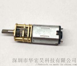 10GA-M20精密微型减速电机 3D打印机
