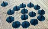 50度 黑色硅膠止水塞,花灑止水配件,密封硅膠塞