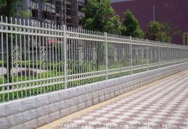 新型锌钢阳台护栏 别墅锌钢栏杆