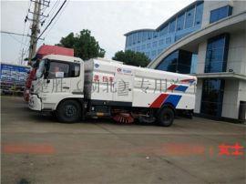 廠家  東風天錦16噸道路洗掃車