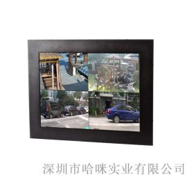 哈咪15寸安防专用液晶监视器H150J工业级监视器