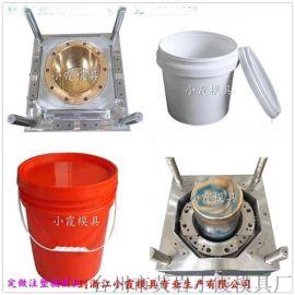 生产加工 22L胶水桶注塑模具