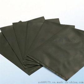 成都防静电导电遮光袋 黑色PE塑料袋 导电膜袋