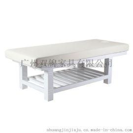 实木SPA按摩床美容美体床定做 AM-08