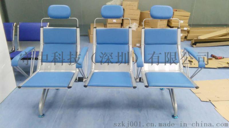 不鏽鋼可躺輸液椅-豪華不鏽鋼輸液椅廠家