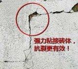 道路桥梁裂缝修补胶
