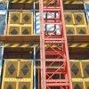 北京电梯洞口防护栏杆-电梯井口防护门-基坑护栏厂家