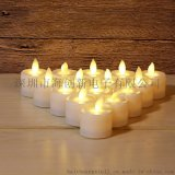 led浪漫求婚表白蠟燭 無煙安全電子蠟燭燈 創意禮品 婚慶節日用品