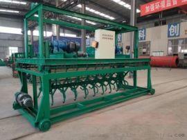 郑州有机肥发酵翻抛机多少钱、鸡粪有机肥发酵翻堆机