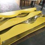 鋁方通吊頂木紋U型 木紋色鋁方通 全鋁方通吊頂