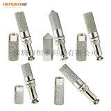 微型燒結過濾器可定製不鏽鋼燒結濾芯防塵片