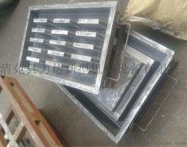 沟盖板模具四孔 市政盖板塑料模 情系模具造福人间