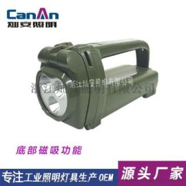 GAD313-A多功能手摇充电搜索灯