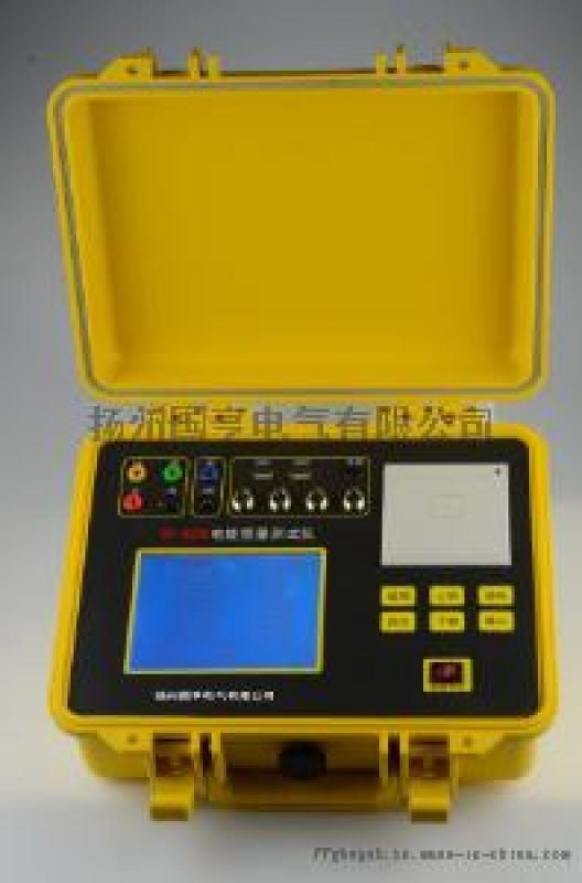 手持式电能质量分析仪工作原理