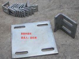 预埋镀锌钢板 Q235预埋板预埋件厂家定制加工