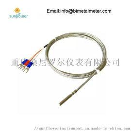 WZPM-201 PT100 表面端面热电阻传感器