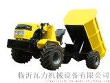 農用柴油四驅超寬輪胎轉運拖拉機 香蕉轉運車