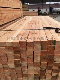 新乡樟子松木板