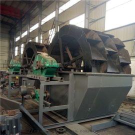 山西滾筒篩沙篩機設備大型水洗輪鬥洗砂機全套設備