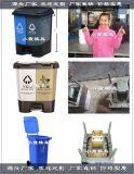 日本50升垃圾桶注射模具生产