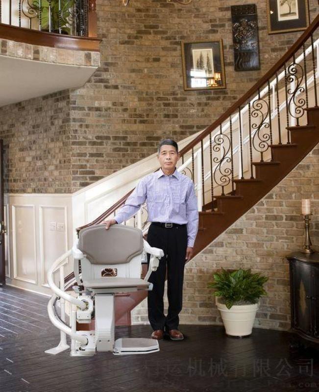 衢州市残疾人升降机曲线座椅电梯老人爬楼升降椅
