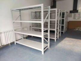 山东仓储货架 中型货架 食品包装厂货架