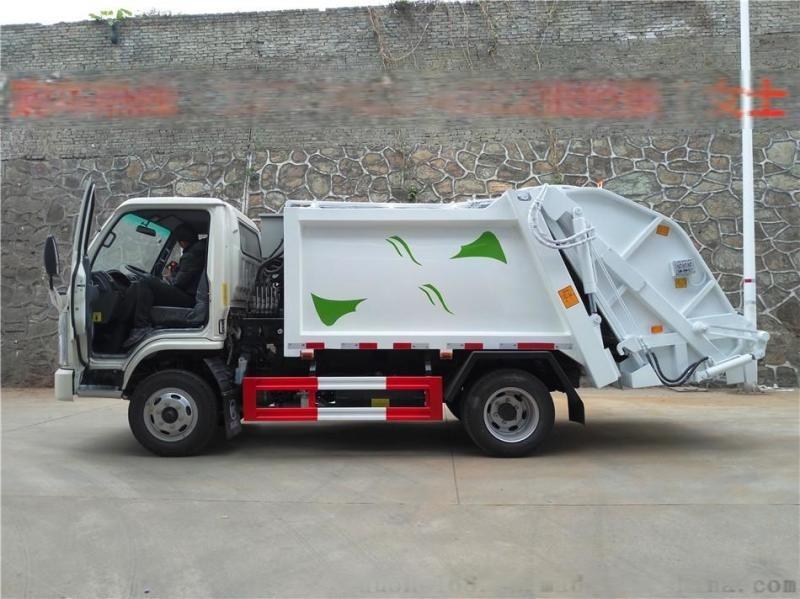 压缩式垃圾车生产厂家
