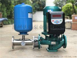 高层建筑工地临时供水泵组