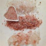石茂供应盐碎石颗粒 汗蒸用玫瑰色岩盐 岩盐灯
